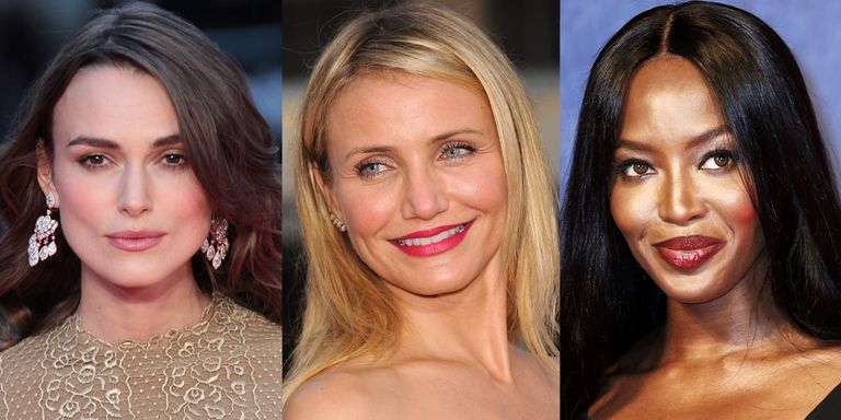 Who is a celebrity with high cheekbones? - Quora