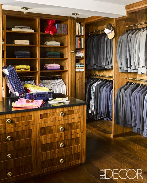 Inside Celebrity Walk In Closets