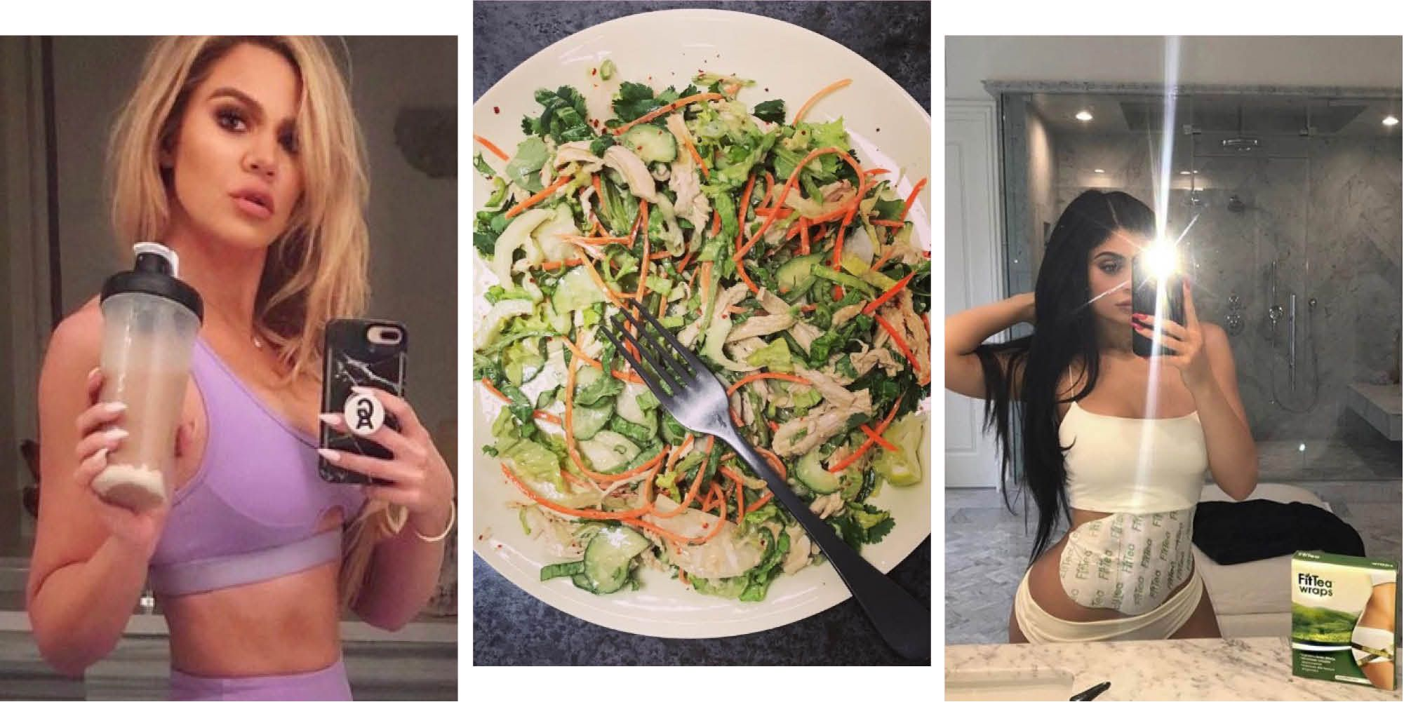 5 Celebrity Fad Diets You Should Probably Avoid