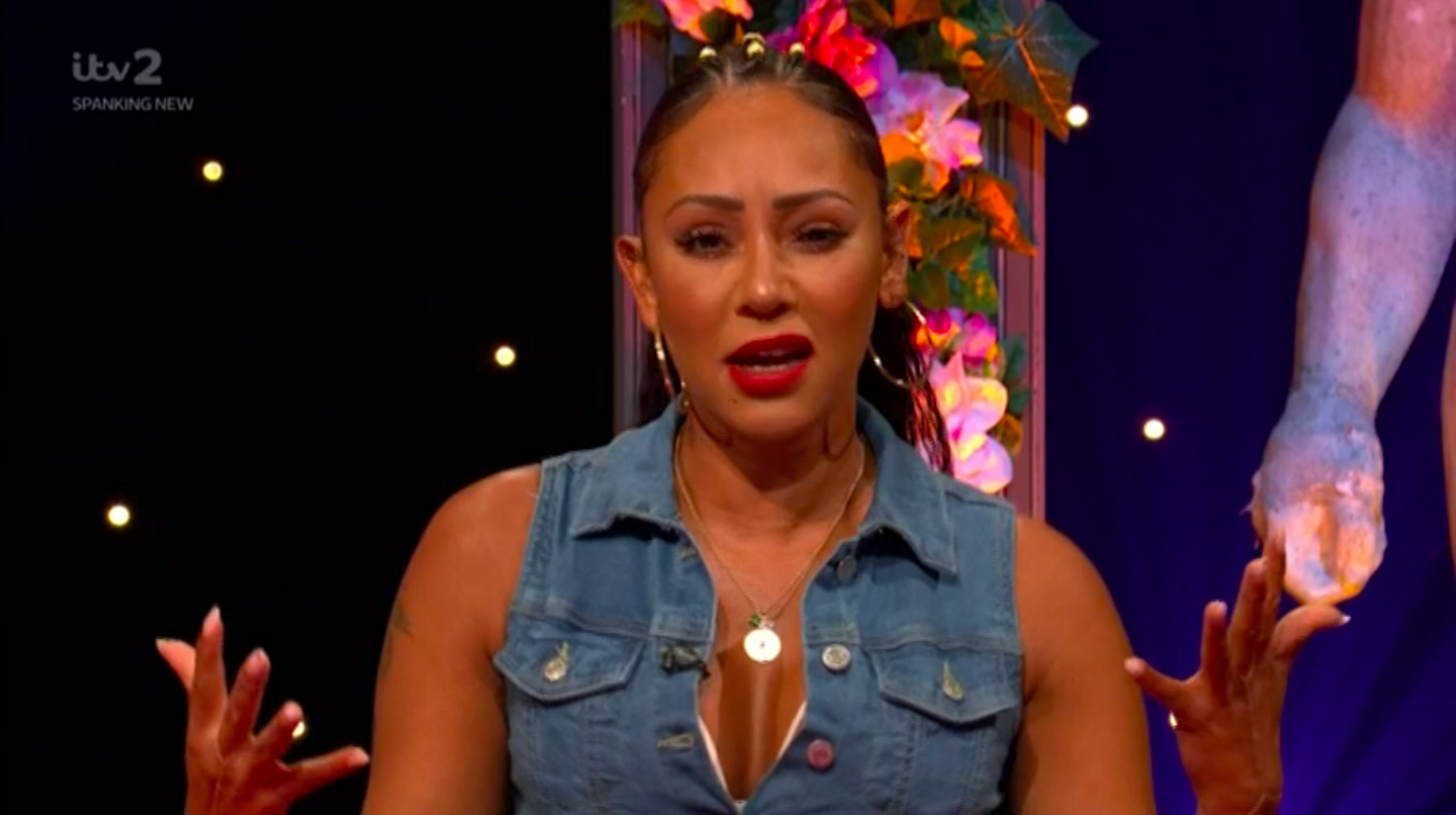 Celebrity Juice captain Mel B fails to recognise Spice Girls song
