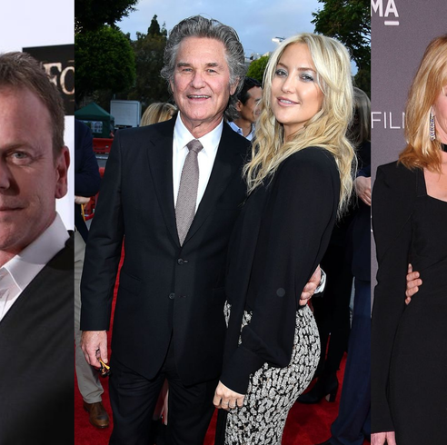 celebrity kids act together with their famous parents