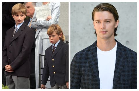 Celebrity Kids Now Arnold Schwarenegger