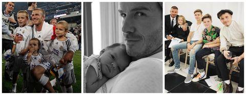 Celebrity Kids Now David Beckham Victoria Beckham