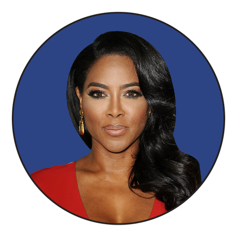 "Real Housewives' Kenya Moore: ""Fibroids Scarred My Uterus—but I Still Got Pregnant at 47"""