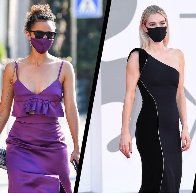 セレブ マスク ファッション