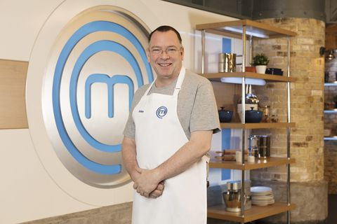 Celebrity MasterChef 2019 – Adam Woodyatt