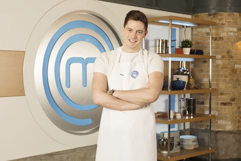Celebrity MasterChef 2019 – Dr Alex George