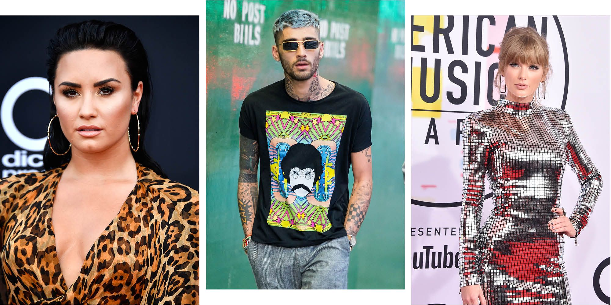 7Celebs Who Opened UpAbout Their Mental Disorders toMake aDifference