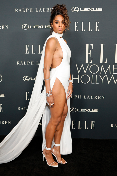 celebrity naked dresses