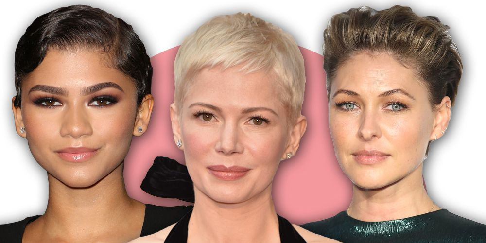 Pixie Cuts For 2021 34 Celebrity Hairstyle Ideas For Women