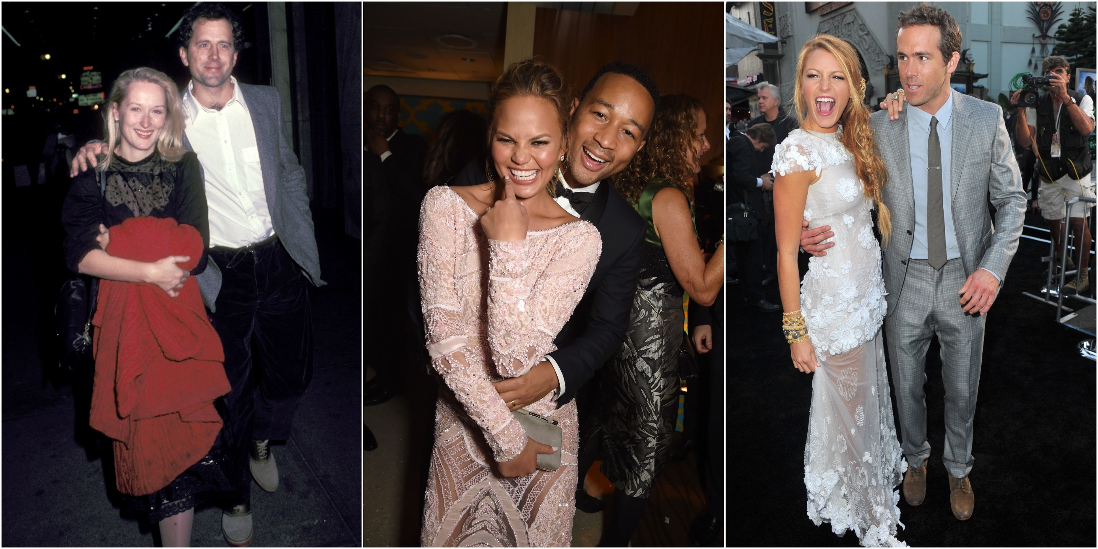 Nine Famous Couples Whose Marriages Have Stood The Test Of Time