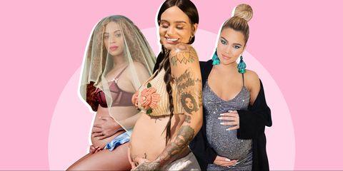 35 Cute Celebrity Pregnancy Announcements Celebrity Pregnancy Reveals