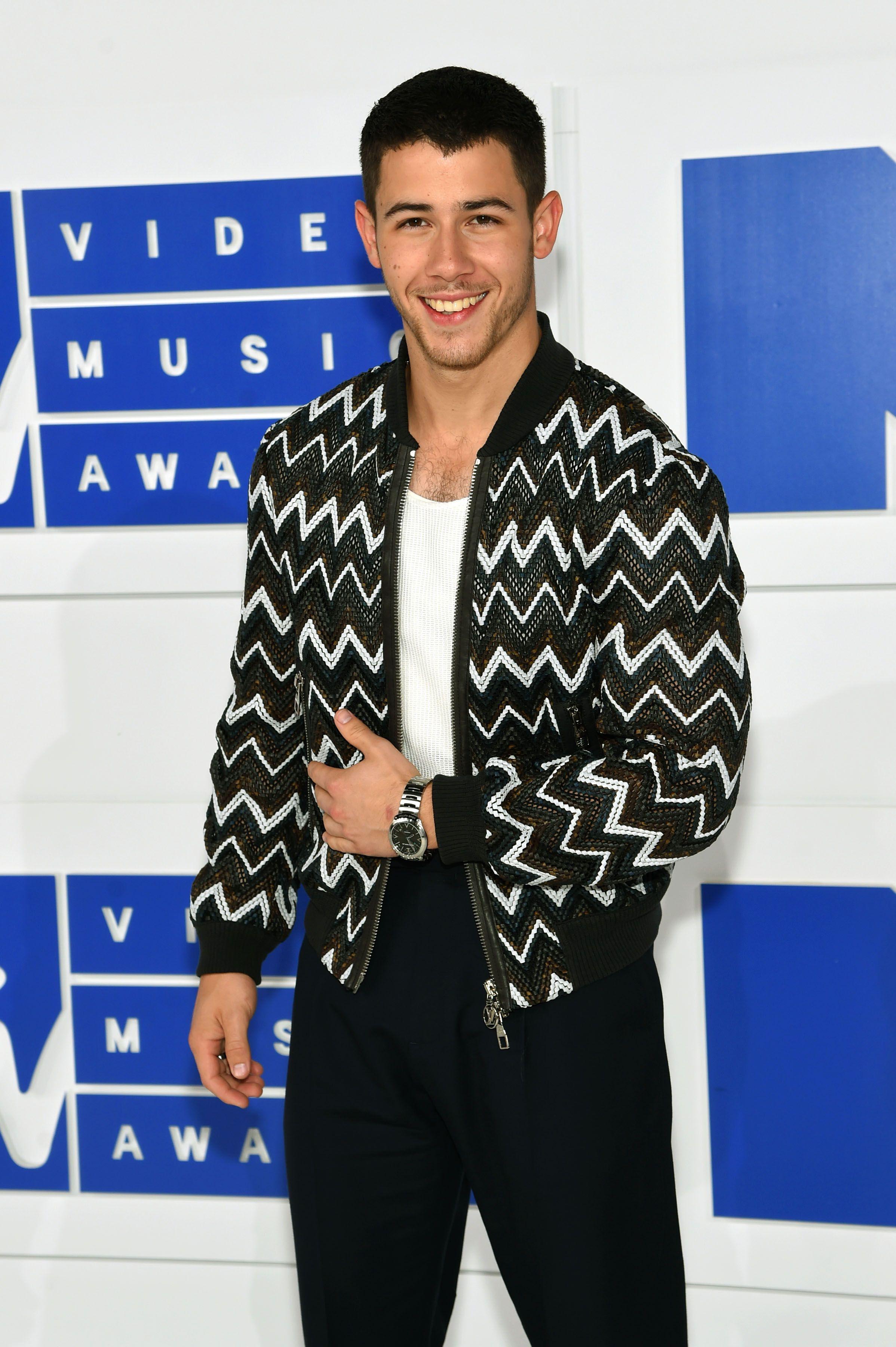 Celebrities Purity Rings Nick Jonas