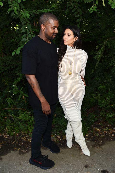 Celebrity Sex Stories Kim Kardashian and Kanye West