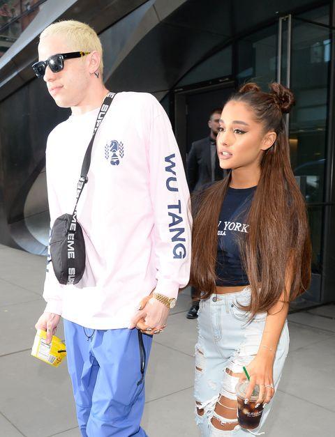 Worst Celebrity Tattoos Pete Davidson Ariana Grande