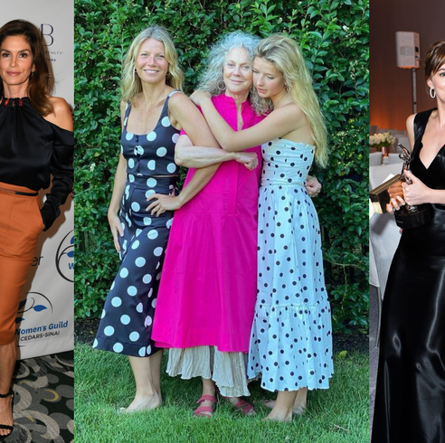celebrity mother daughter three generation