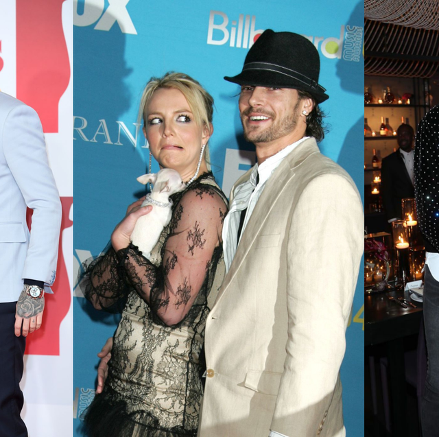celebrity couples who split right away after having babies