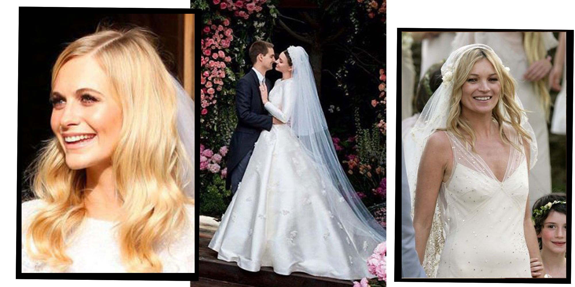 Celebrity Wedding Makeup