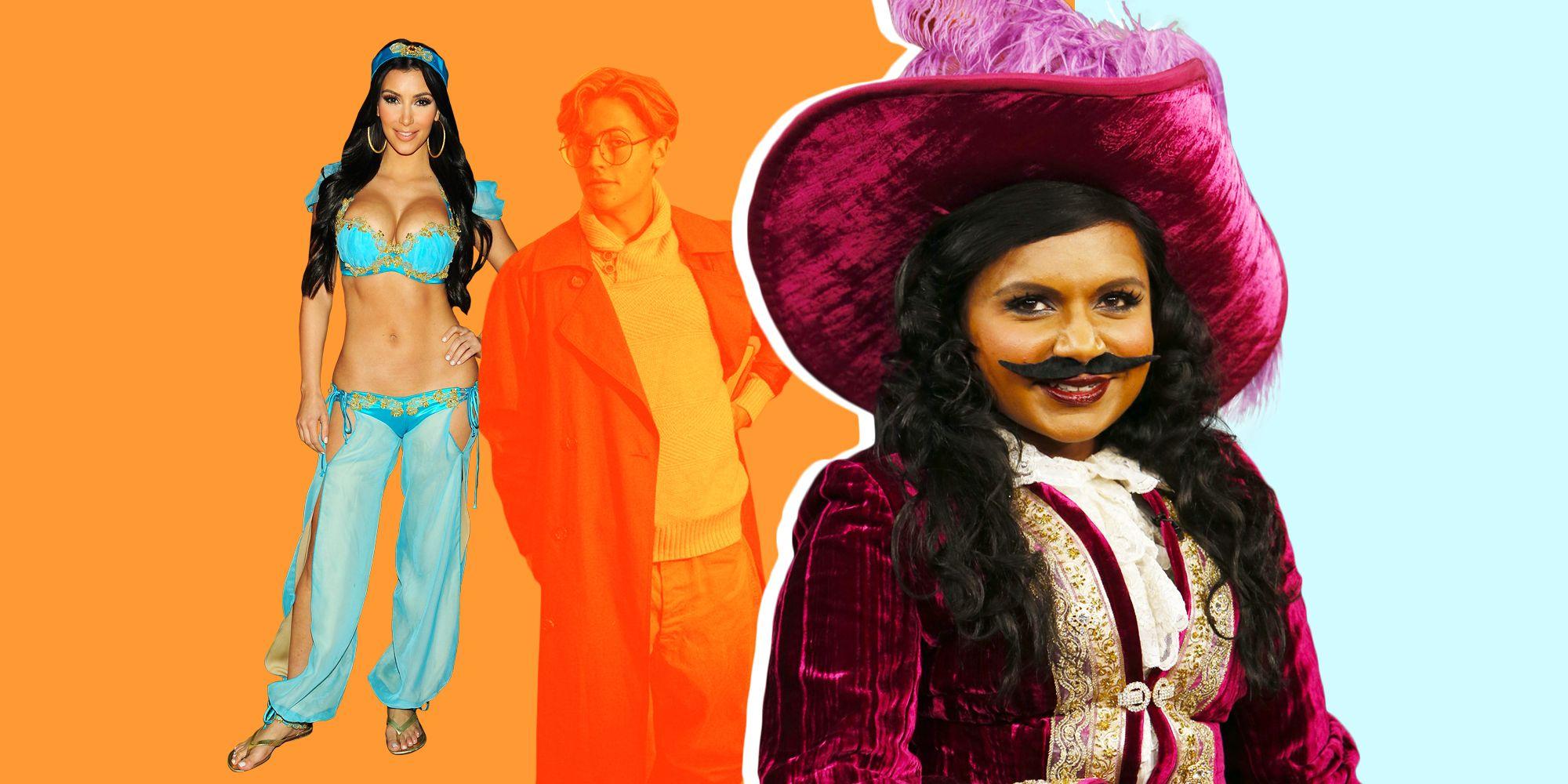 Celebrity Disney Halloween Costumes