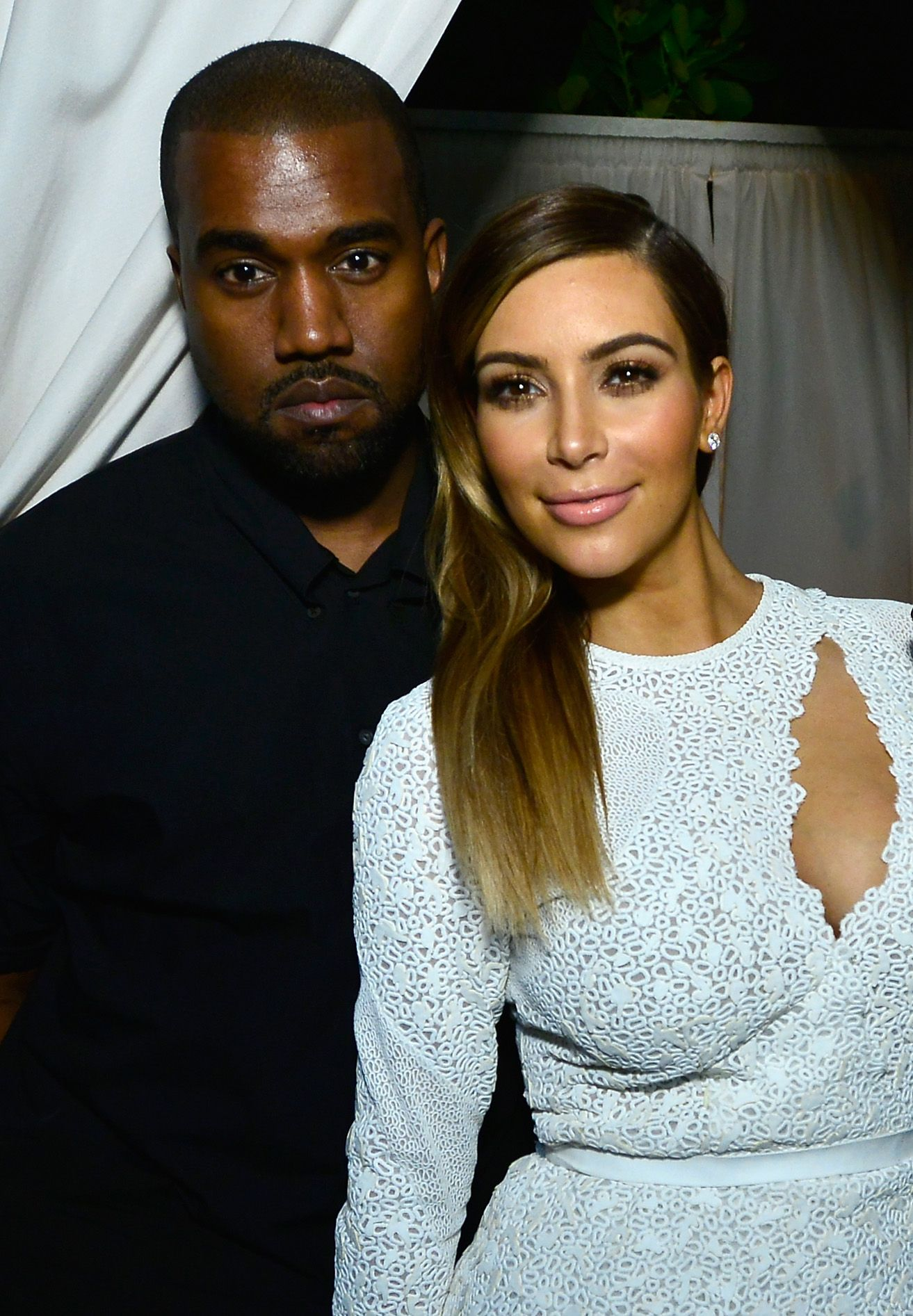 Celebs Married Crush Kim Kardashian Kanye West