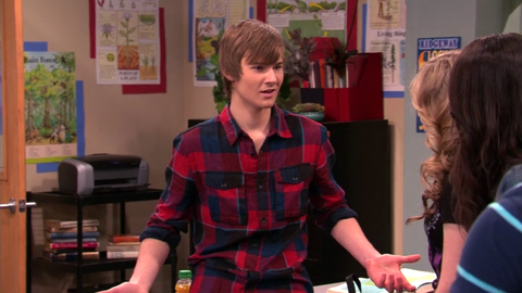 Celebs on iCarly Justin Prentice