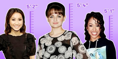 Celebs Who Are Short
