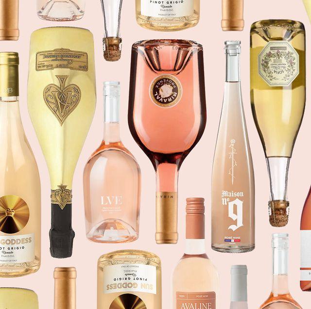 best celeb wines