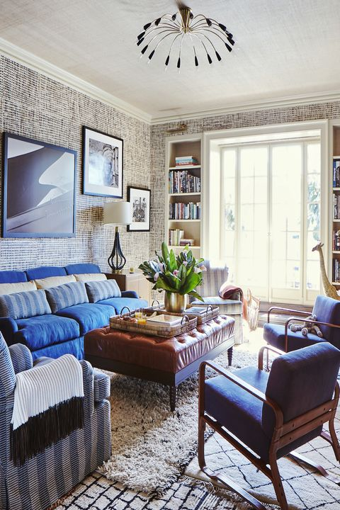 30 Family Room Design Ideas - Decorating Tips for Family Rooms