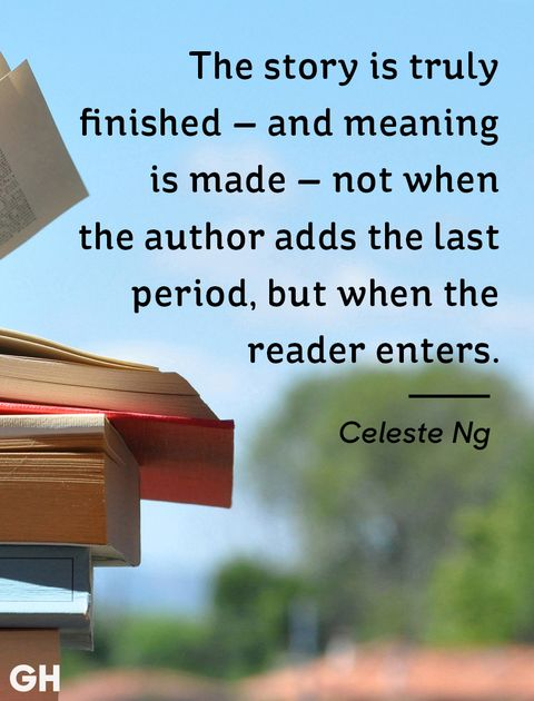 celeste ng book quote