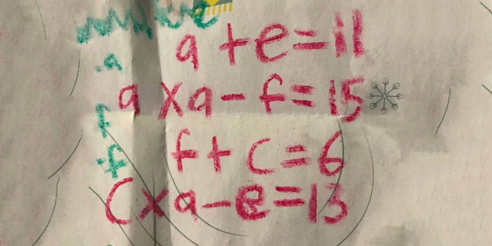 A 9-Year-Old Came Up With This Weirdly Tricky Math Problem. Can You Solve It?