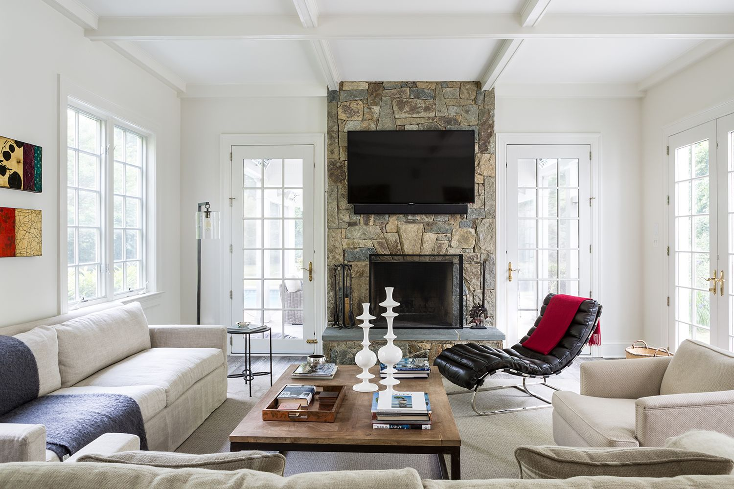 Awesome High Style Living Rooms