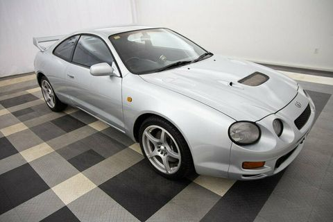 Land vehicle, Vehicle, Car, Sports car, Toyota celica gt-four, Toyota, Sedan, Coupé,