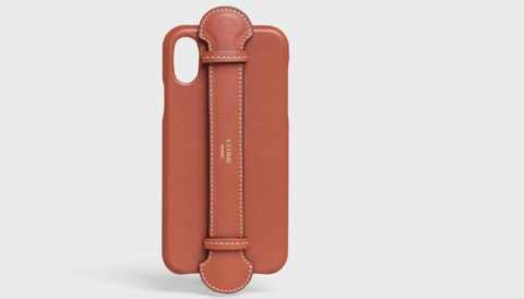 Tan, Brown, Leather, Fashion accessory, Material property, Font, Belt, Wallet, Strap, Electronic device,