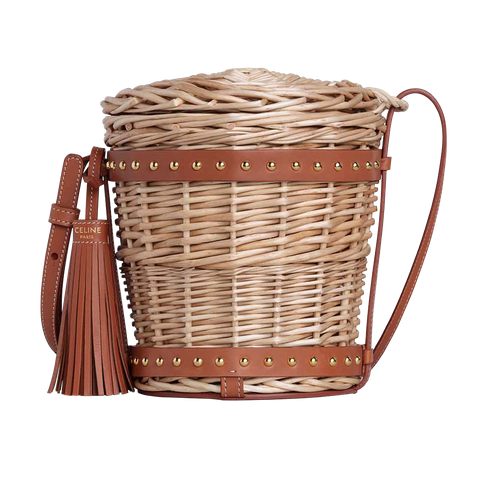 Wicker, Storage basket, Basket, Picnic basket, Hamper, Bicycle accessory, Home accessories, Laundry basket, Bicycle basket,