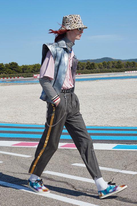 celine, menswear, spring summer, runway