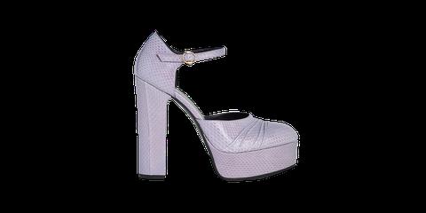 Footwear, High heels, Violet, Basic pump, Sandal, Shoe, Purple, Mary jane, Lilac, Lavender,