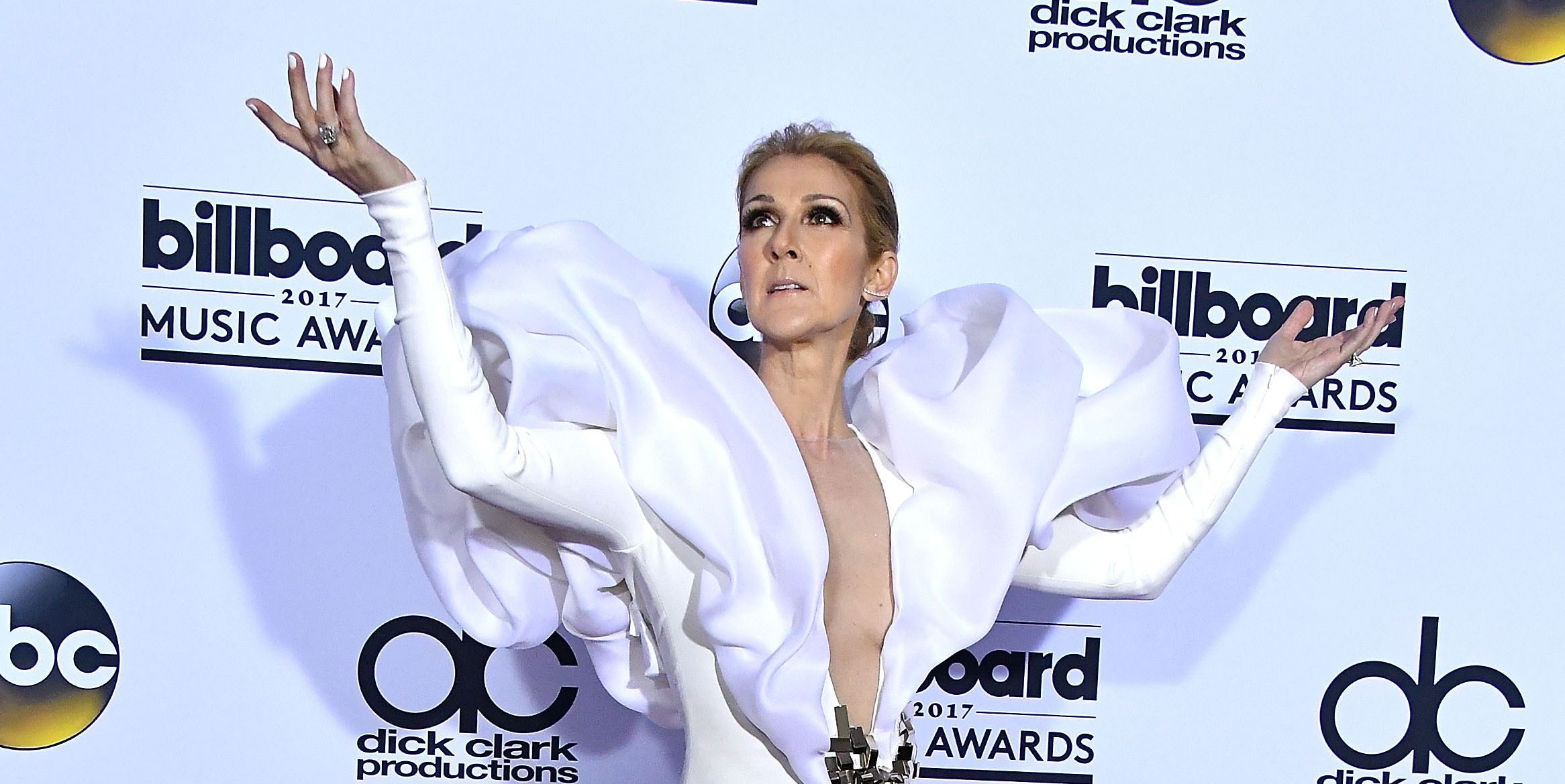 Céline Dion Blessed the World with Her First Live Performance of this Beauty and the Beast Song