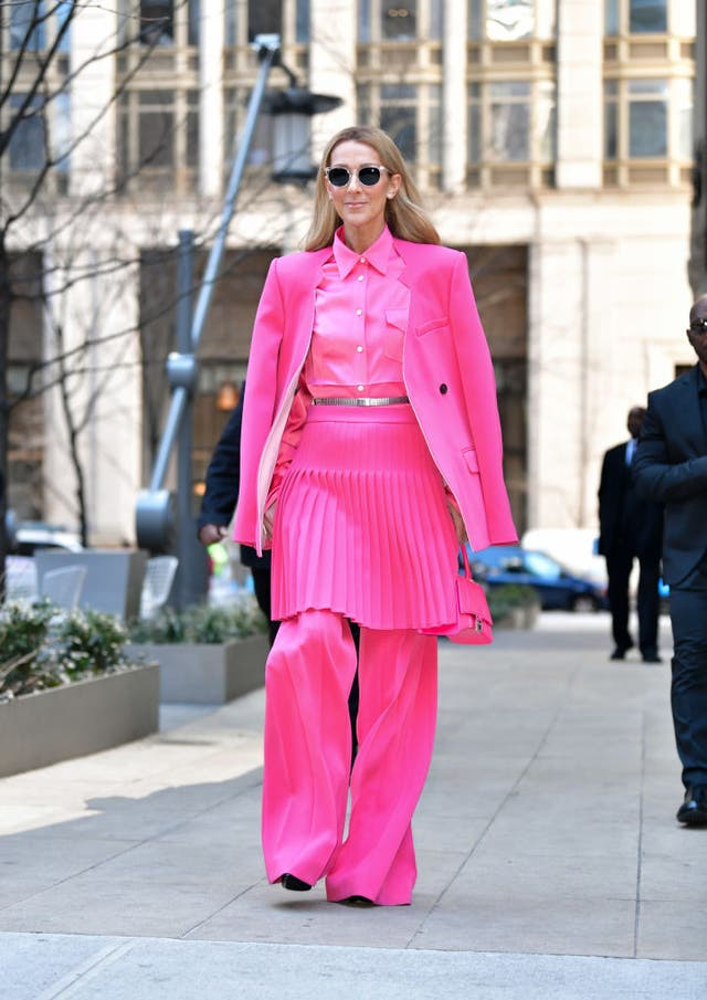 celebrity sightings in new york city   march 7, 2020