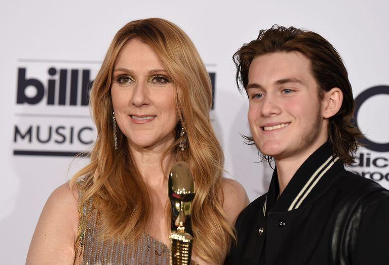 Celine Dion Sohn