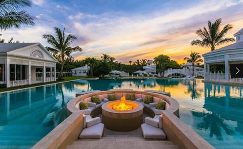 Casas de vacaciones de Celine Dion