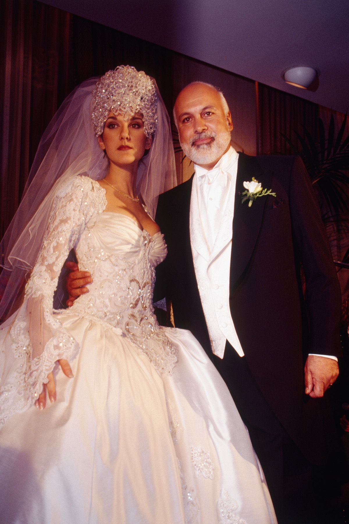 The 30 Most Scandalous Wedding Dresses Of All Time Famous Gowns