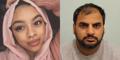 Man found guilty of murdering his 20-year-old niece and hiding her body in a freezer