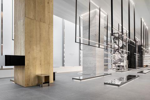 Celine Unveils New Design Concept at NYC Flagship
