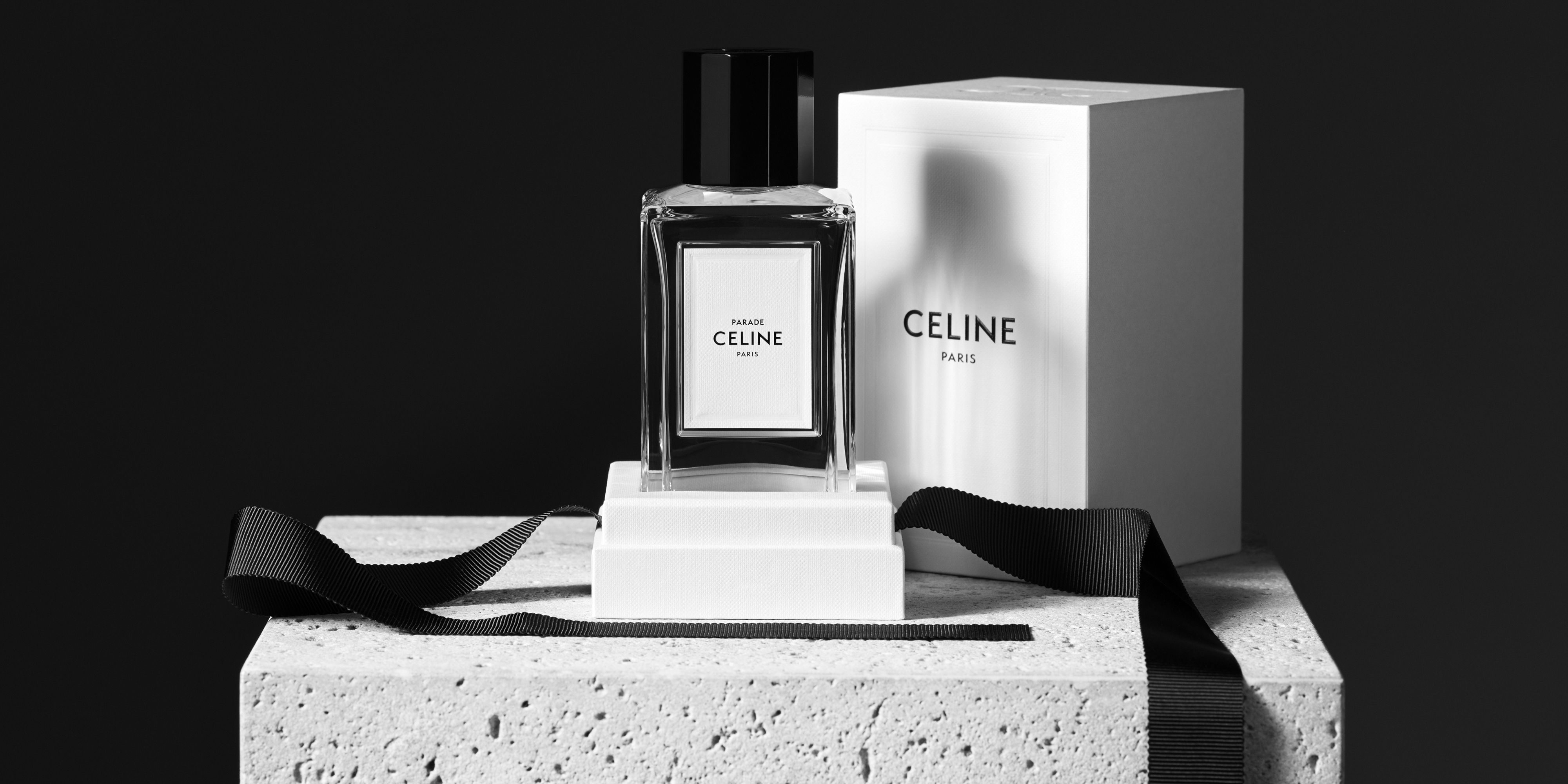 Make way for Celine's first-ever fragrance collection
