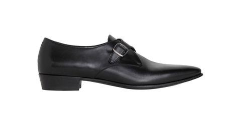 Footwear, Shoe, Black, Dress shoe, Leather, Dancing shoe, Formal wear,