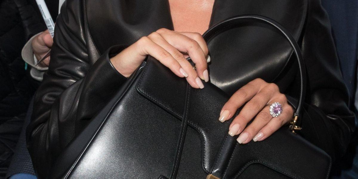 7645a9ffb357 Designer Handbag Hedi Slimane s First Celine Handbag - Hedi Slimane s First  Celine Handbag Hints at More Parisian Chicness to Come