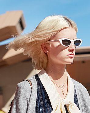 best earrings of fashion week ss21