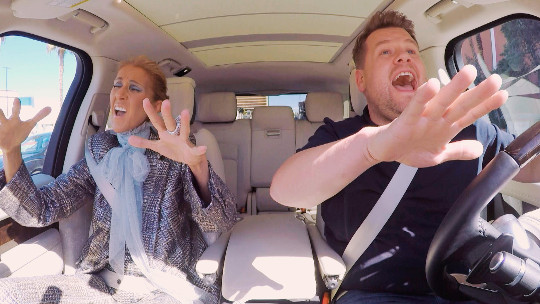 Celine Dion S Carpool Karaoke Is The Most Blissfully Bonkers Video