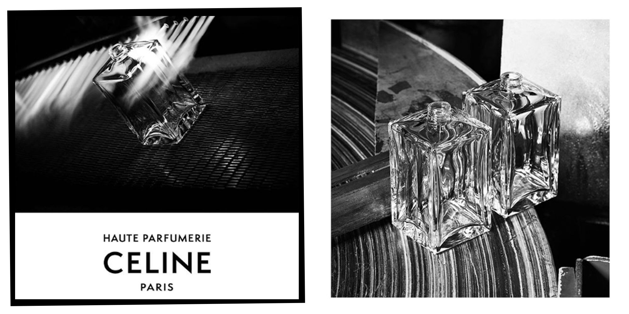 Hedi Slimane's Celine Is Launching A New Haute Parfumerie Collection