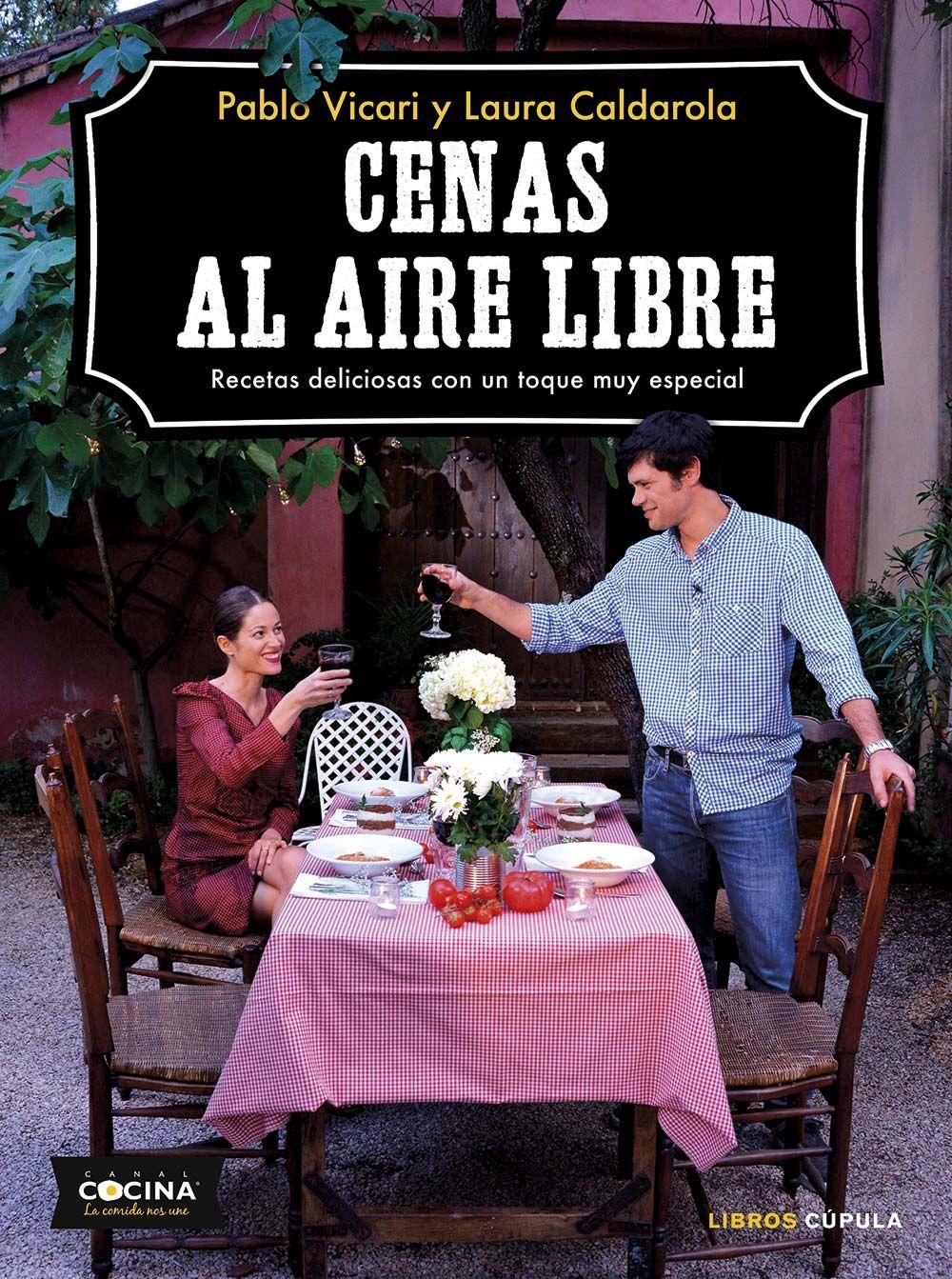 Libros de cocina: Cenas al aire libre